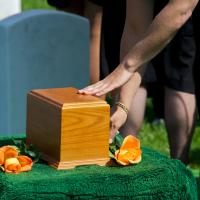 Memorial services can be used as a way to say goodbye to a loved one who has chosen cremation over the traditional funeral service